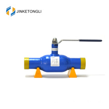 new design flushing filter ball valve full port with vent for sea water