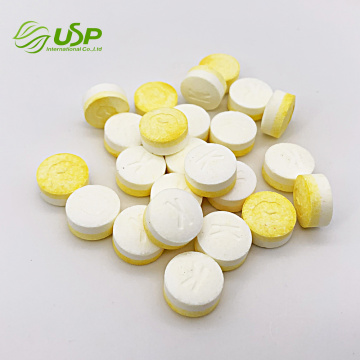 Wholesale custom stevia tablets mint candy