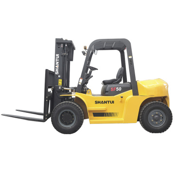 5 Ton Fork Lifts with Japan ISUZU Engine