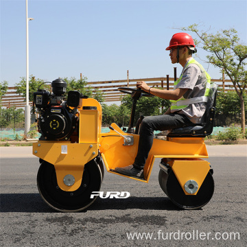 Double Drum New Vibration Road Roller Price