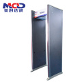 Display in Right Position Muti Zones Archway Metal Detector Gate MCD-600