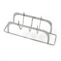 High quality stainless steel rib grill rack