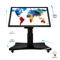 55 Flat Display Panel Cheap With Automatic Stand