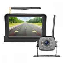 Wireless Reverse Backup camera nga adunay monitor
