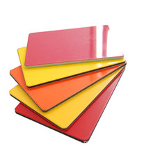 High Gloss Coating Aluminium Composite Panel