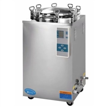 50L stainless steel food autoclave sterilizer