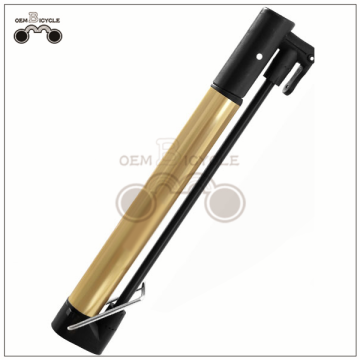 Aluminum Alloy bicycle pump High-pressure bike pump balloon pump