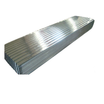 aluminum corrugated steel sheet price