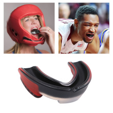 Boxing Mouth Guard Soft EVA Oral Teeth Protection Safety Guards Football Basketball Fitness Gym Accessories Sports Mouth Guard