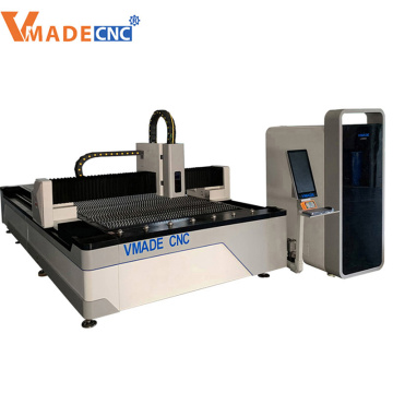 Fiber Laser Cutting Machine with Stable Control System