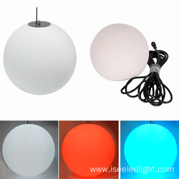 3D Rgb Led Hanging Ball Sphere