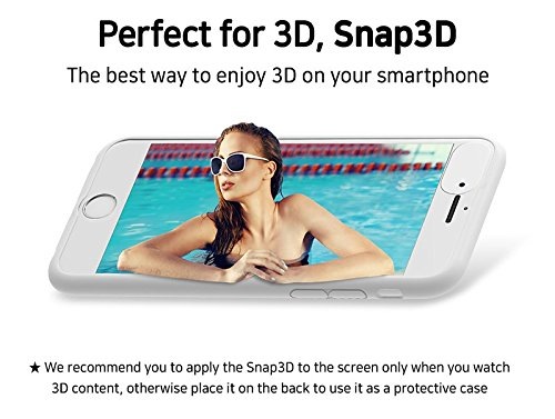 Snap3D Display for Iphone