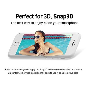 Naked-eye 3D screen for Iphone