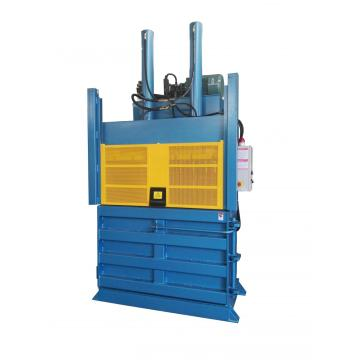 Waste Plastic Baler Machine
