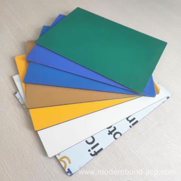 Industrial Aluminium Composite Panel Custom