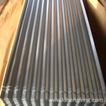 Cold Rolled Galvanized Steel Panel Roofing Sheet