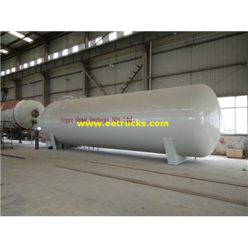 50MT 25000 Gallon ASME LPG Bulk Tanks