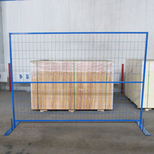 Powder Coated Canada Temporary Fence Factory Price