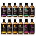 100ml Pure Natural Sandalwood Tea Tree Essential Oils Diffuser Plant Lavender Mint Vanilla Lemon Rose Eucalyptus Essential Oil