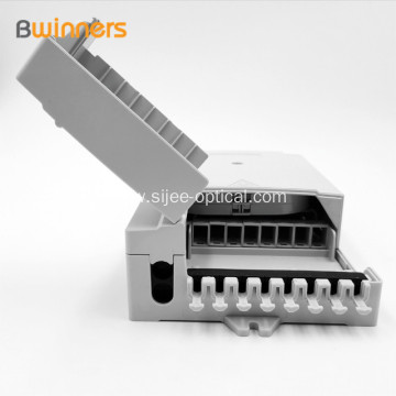 Ftth Outdoor Waterproof Terminal Box 16 Core