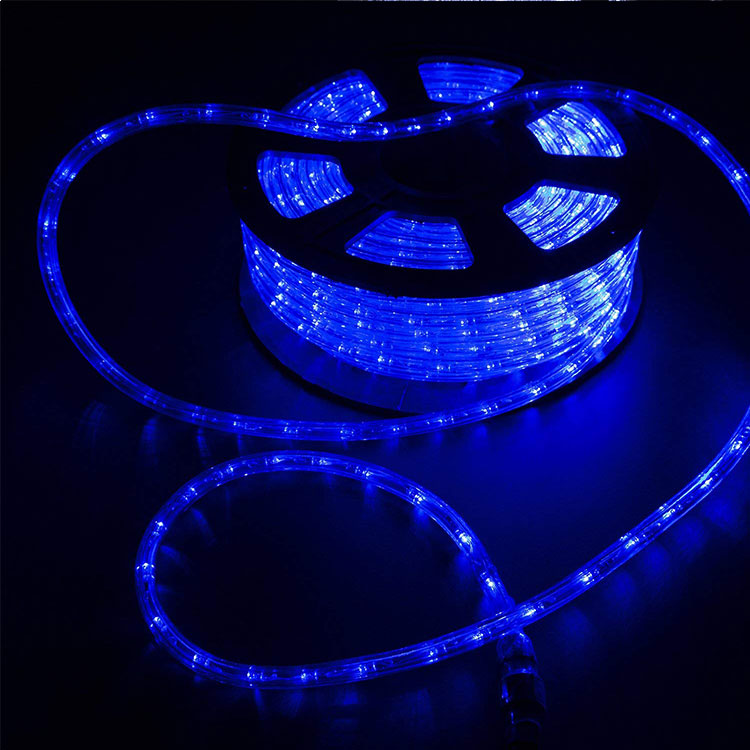 100 meter patent led christmas rope light