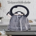 Whistling Teakettle with Heat Resistance Handle