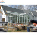 For Plants Prefab Fiber Agricultural Glass House