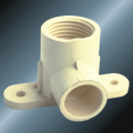 ASTMD2846 Water Supply Cpvc Female Elbow 90° Wing