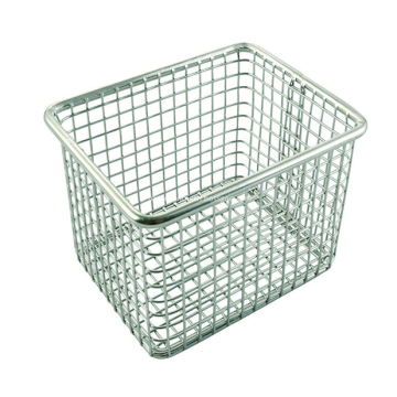 Stainless Steel Welded Wire Basket Mesh