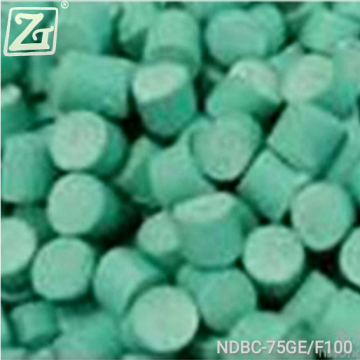 Green Granular Accelerator NDBC Suitable for Dark Products