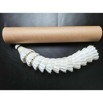 The Cheapest Price Badminton Duck Feather For Training