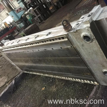 steel factory Stainless steel water tank parts