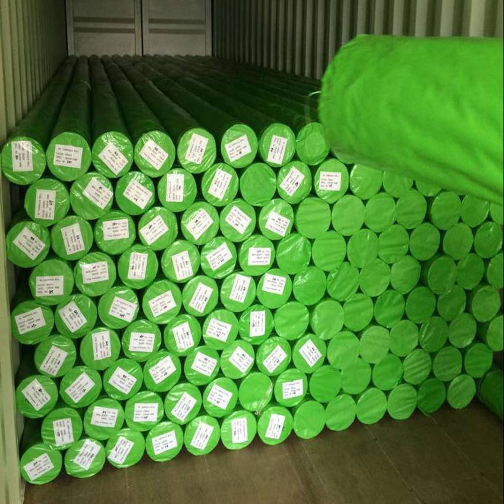 Coating Tarpaulin Fabric for Tent Tank Truck