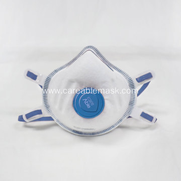 Cup Particulate Respirator FFP3 with Valve CE