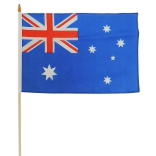 Best selling good stitched  Australia hand flag
