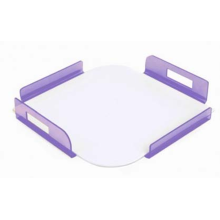 Square Serving Tray with Handle