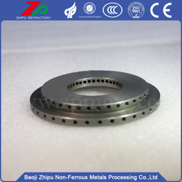 Top quality tungsten flange coupling applications