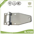 External side flat SS hinge with 180 opening