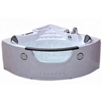 LED Start Light Waterfall Whirlpool Bathtub