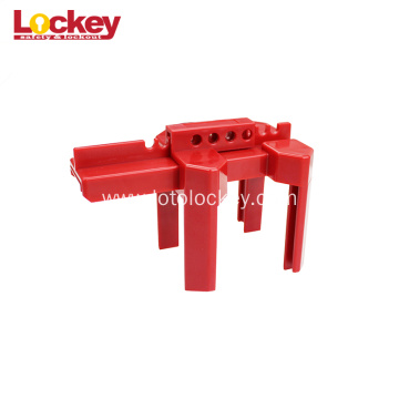 Universal Safety Adjustable Ball Valve Handle Lockout