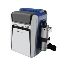 Laser cleaning machine for rust removal