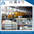Nonwoven high qulity geotextile machine
