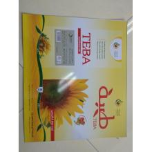 4 Color Printed Tinplate in Sheet
