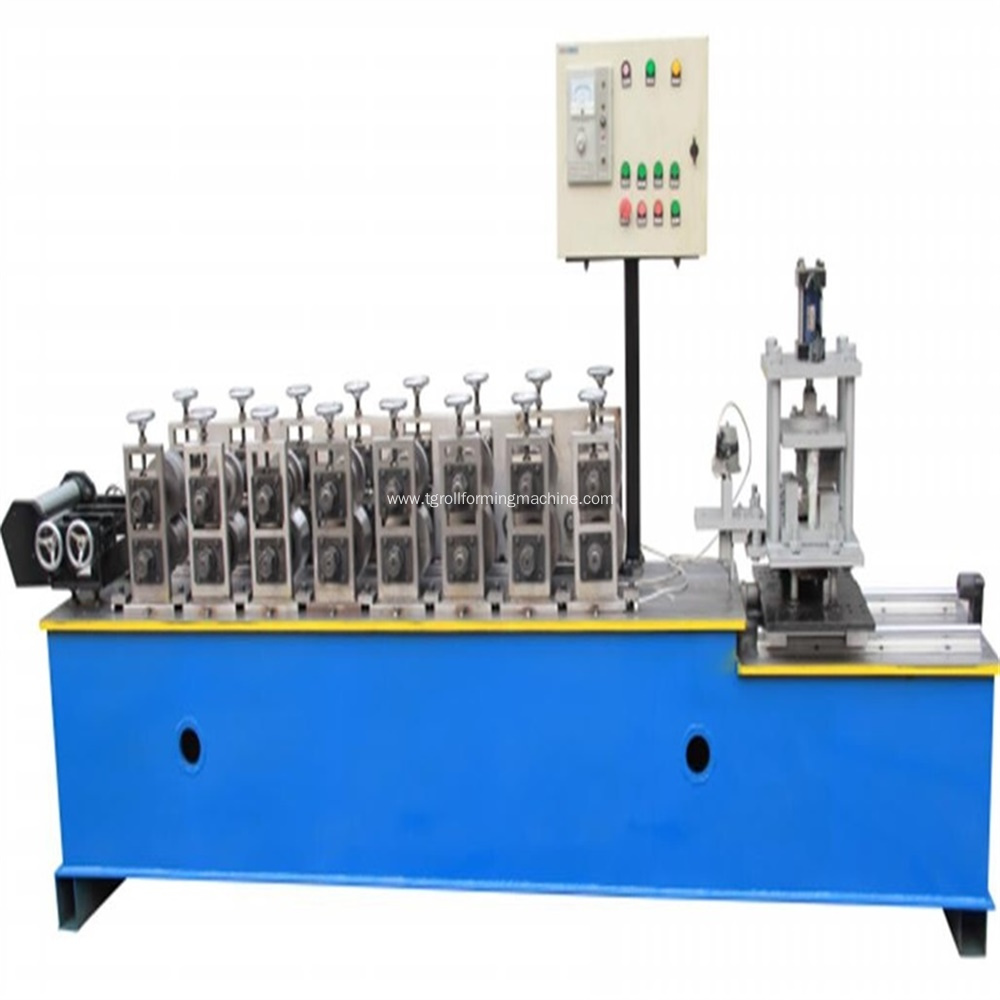 Omega Profile Stud And Track Roll Forming Machine