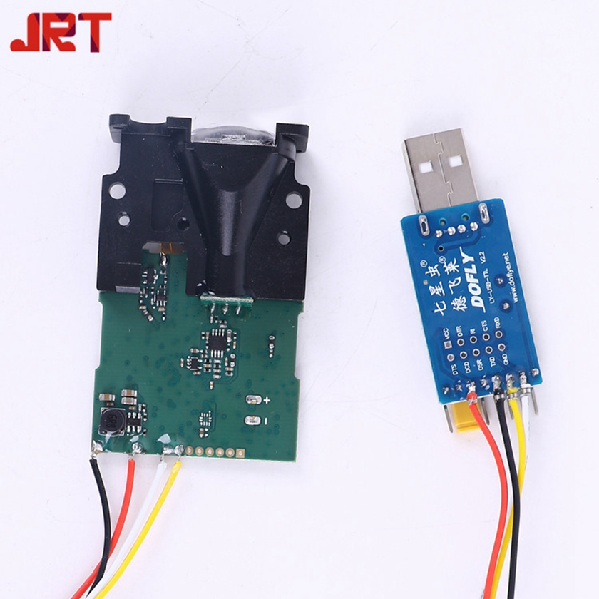 150m USB Max Distance Sensor Back