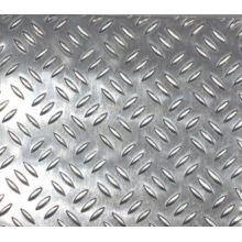 Hot Rolled Checkered Floor Plate Three Bars Patterns