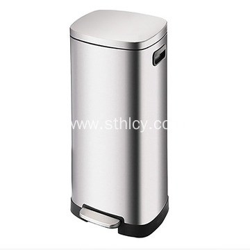 Multi-Capacity High Quality  Stainless Steel Garbage Can