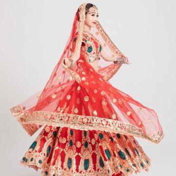 Clothing Woman indian dresses sari Dress Wedding Dress sarees for women in India And Pakistan saree kurti salwar kameez lehenga