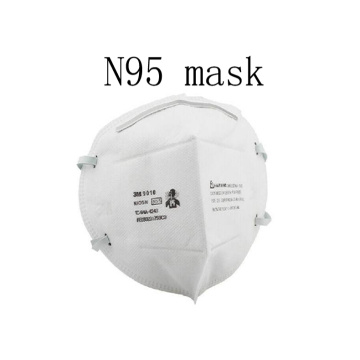 Dust-proof breathable mask three-layer melt-blown cloth