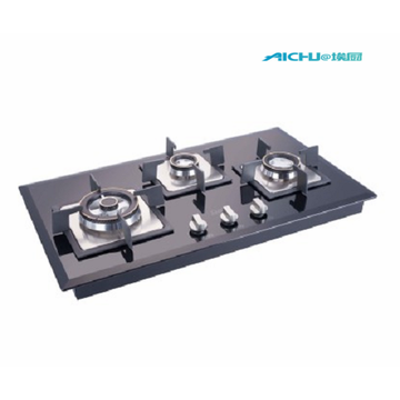 Glen Multi Spark Auto Ignition Glass Hob